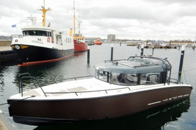 XO 270 Cabin Test auf der Ostsee