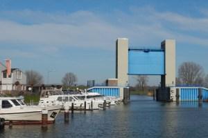 Fluttor Hafen Cuijk