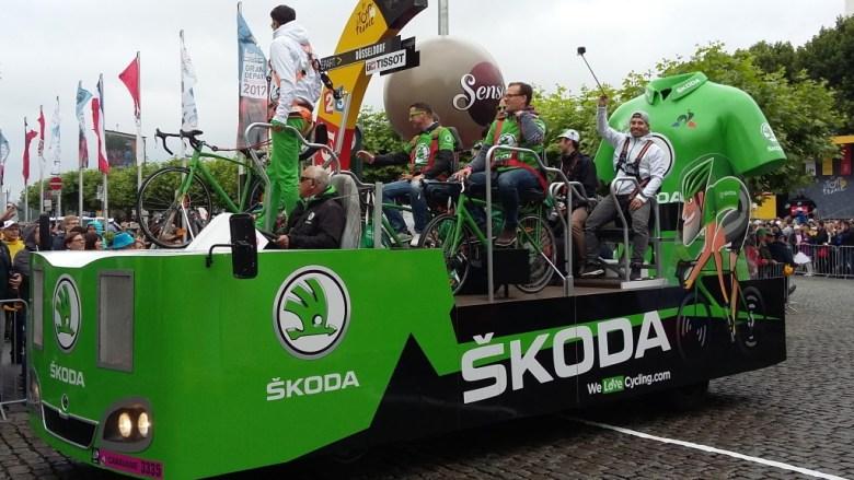 Skoda - Partenaire Officiel