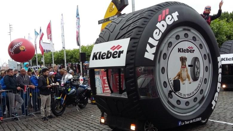 Kleber Reifen