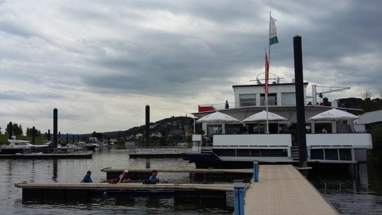 Pfannkuchenschiff Oberwinter