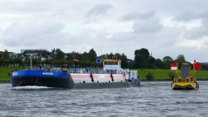 UKW Funk in der Binnenschifffahrt - Begegnung mit dem Binnenmotorschiff Blizzard