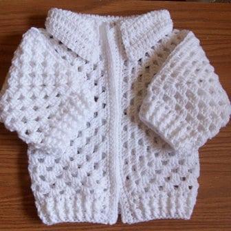 Baby Sweater That I Tested Rhelena S Crochet Blog