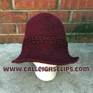 Aubreigh Hat by Calleigh's Clips & Crochet Creations