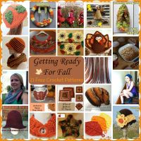 Getting Ready For Fall – 21 Free Crochet Patterns