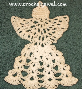 Crochet Ornaments by Crochet Jewel