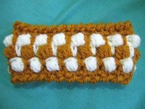 Crocheted Bangle by Meladora's Creations