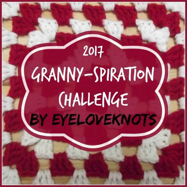 Grranny-Spiration Challenge by EyeLoveKnots