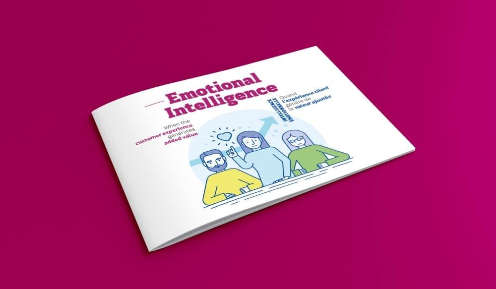 Rhetorike à conçu ce livre blanc sur la relation client pour l'entreprise Activeo.