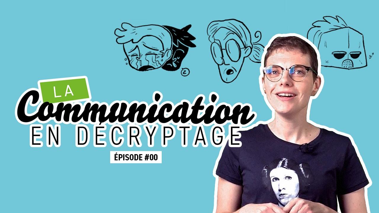 Ethos, Logos et Pathos vont aider Aurélie à décrypter les méandres de la communication.