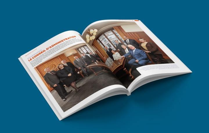 Comme les années précédentes, nous avons fait intervenir un photographe professionnel pour mettre en lumière les membres du conseil d'administration