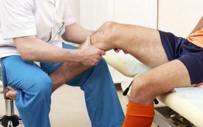 Cara menanggani dan Menyembuhkan Cedera Lutut