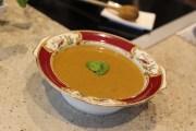 Tofu tomato soup