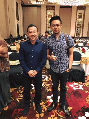 WITH Mr. ALEX CHANDRA – BPR LESTARI COMMISSIONER & FOUNDER