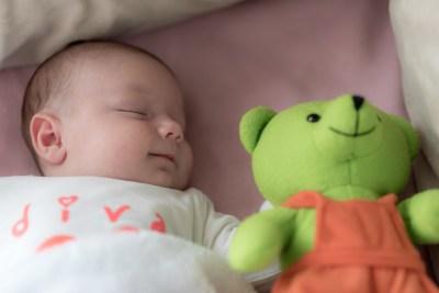 Babyshoot Eline