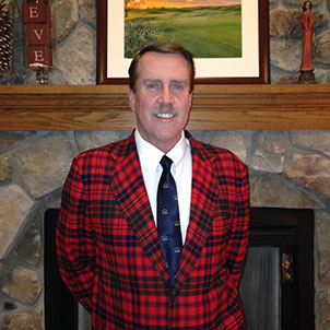Raymond Hearn, one of America's premier Golf Course Architects
