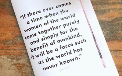 Whatever happened to sisterhood?
