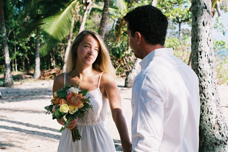 Cairns Elopement Film Photographer