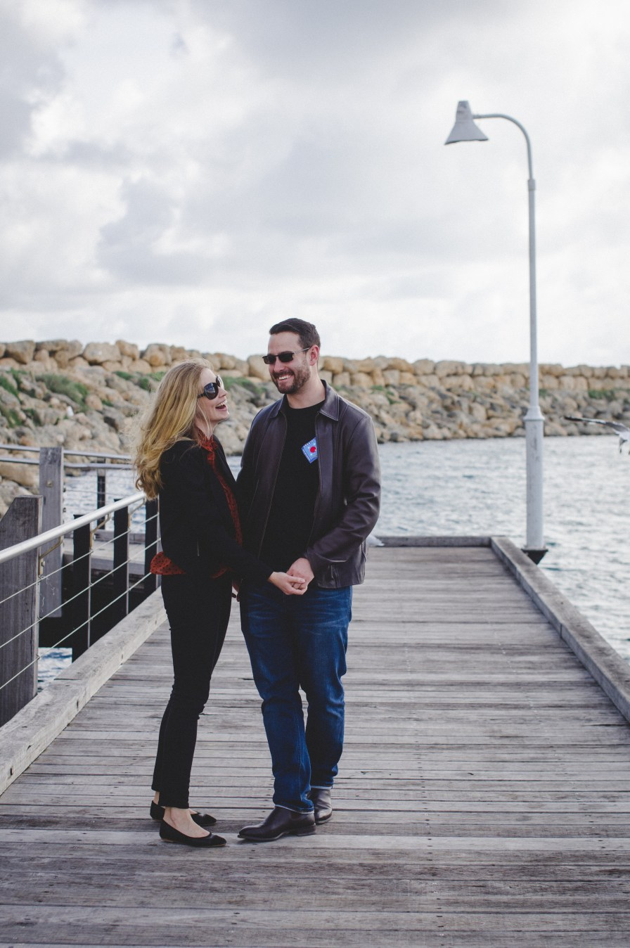 Mindarie Marina Organic Photography Portrait Session