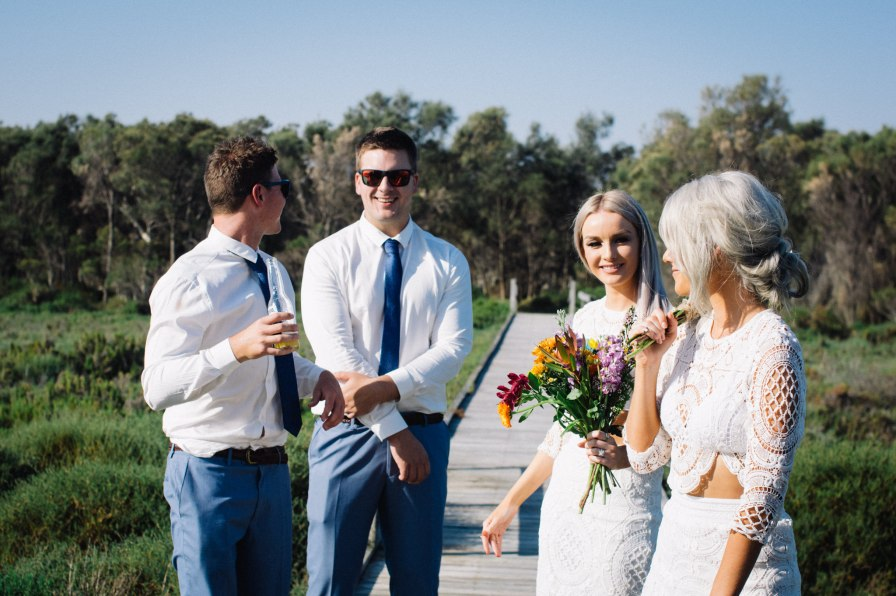 Coodanup Reserve Natural Wedding Photography 21