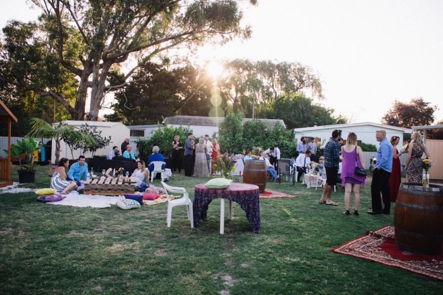 Mandurah Backyard Wedding Photography 12