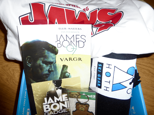november my geek box