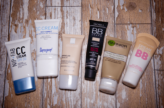 cc and bb creams
