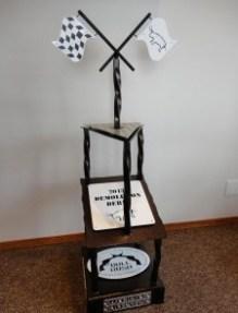 Giant Demolition Derby Trophy