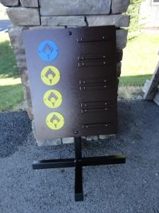 Range Sign