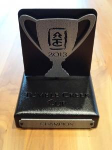 Champion Trophy- Tumble Creek