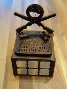 Skeet Shooting Perpetual Trophy- The Cliffs at Keowee Falls