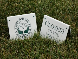 Tee Announcements- Aspetuck Valley