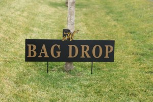 Bag Drop Signs -Rockwind