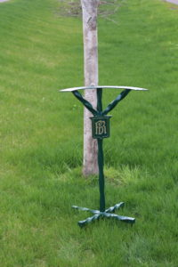 Golf Course Bag Stands -Baton Rouge