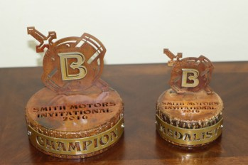 Golf Trophies -Belhaven
