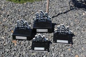 Golf Trophies Hooper's Landing