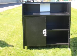 Podiums for Golf Courses -Blackhawk