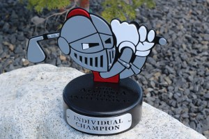 Spring Invitational Trophies -LedgeRock