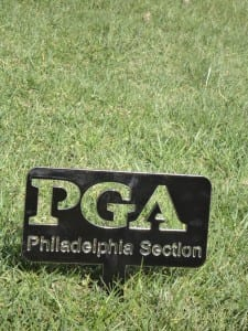 Tee Marker- Philly PGA Section