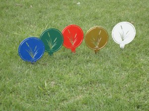 The Preserve Tee Markers