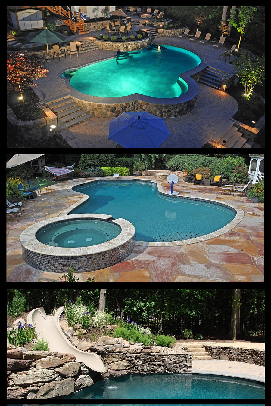 The best swimming pool contractor builder in Howard County