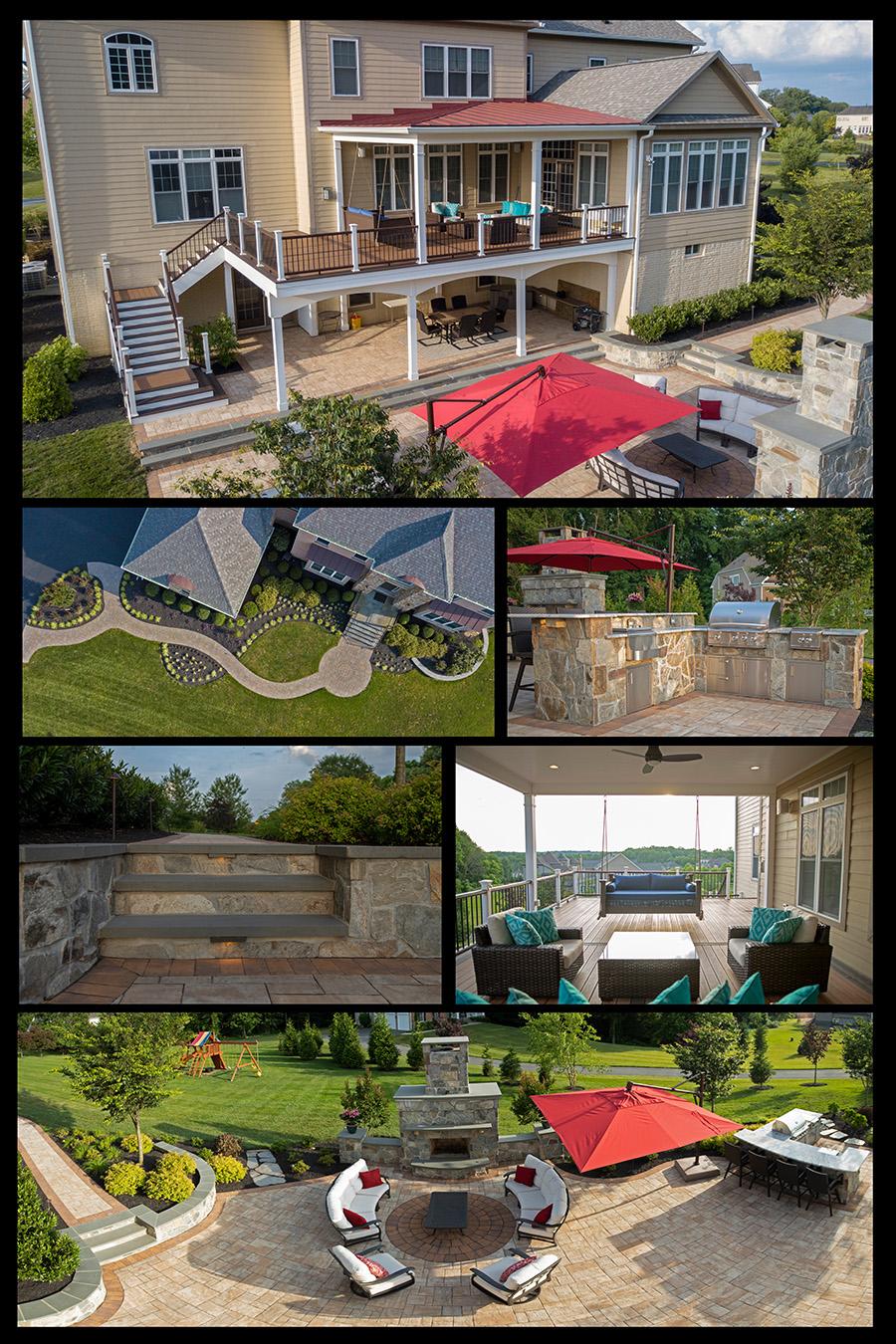 howard county patio, deck builder
