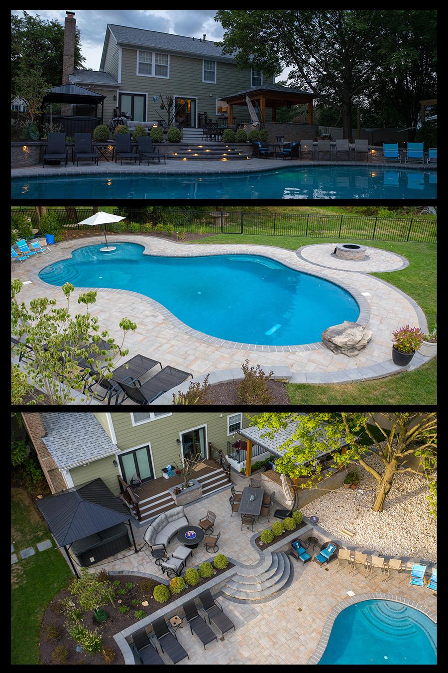 Rhine pools builder in carroll county