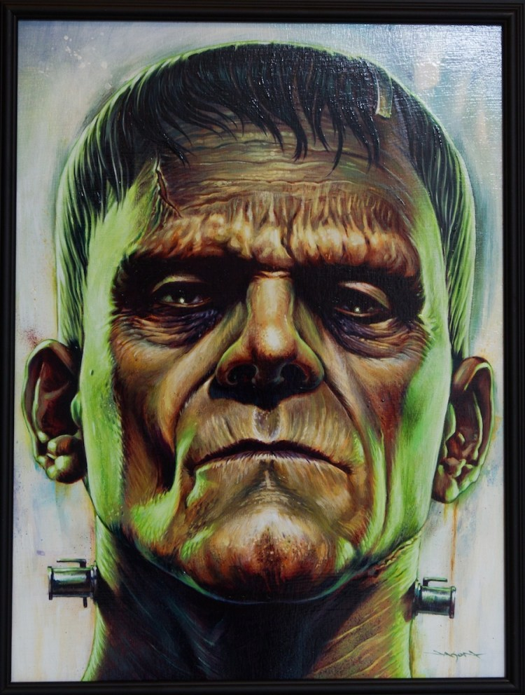Gorgeous Art From Mondos Universal Monsters Gallery