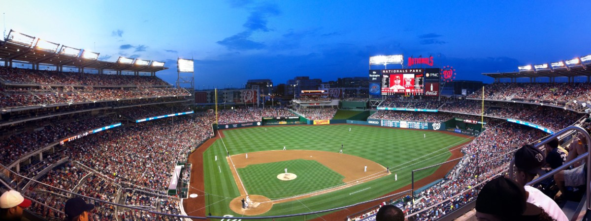 Washington Nationals Baseball Stadium