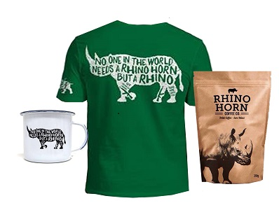 Rhino Horn Cofffee Combo Box