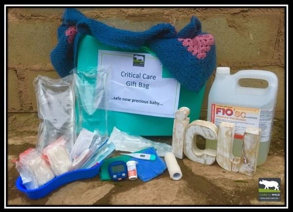 Critical Care Pack, RhinoSOS