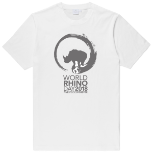 World Rhino Day T-Shirt, mens