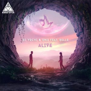 DJ YOCHI & ORII FEAT. BELLE - ALIVE Artwork