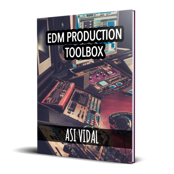 EDM Toolbox Ebook by Asi Vidal